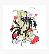 Danganronpa V3 Killing Harmony: Korekiyo Shinguji Pastel (New Danganronpa V3) Photographic Print