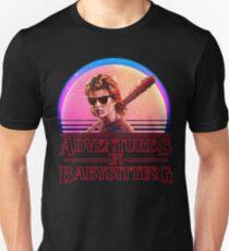Abenteuer im Babysitting Slim Fit T-Shirt