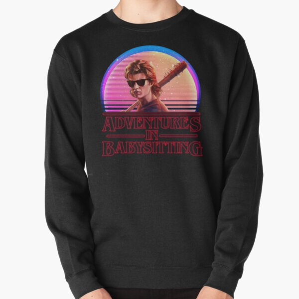 Adventures In Babysitting Pullover Sweatshirt