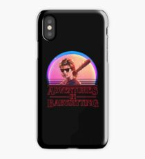 Adventures In Babysitting iPhone Case/Skin