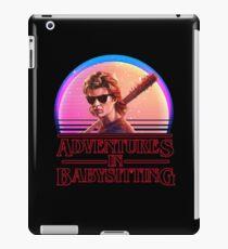Adventures In Babysitting iPad Case/Skin