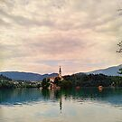 Lake Bled Fairy Tale by TalBright