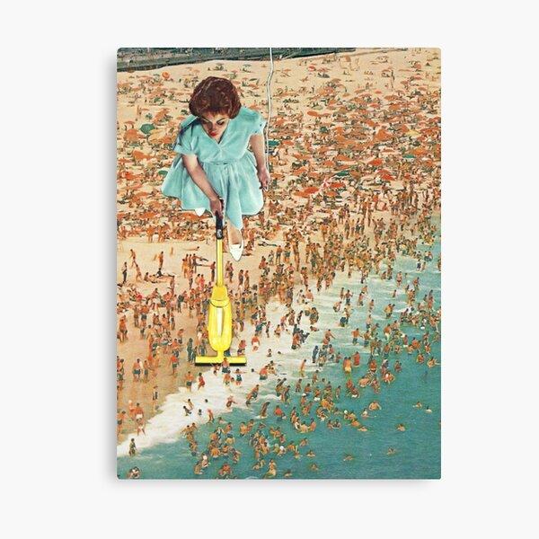OCD Lady Canvas Print