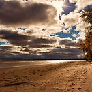 Lake Erie at East Harbor 2 by Shawna Rowe