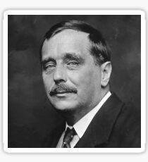 H.G. Wells Sticker