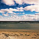 Lake Erie at East Harbor 3 by Shawna Rowe