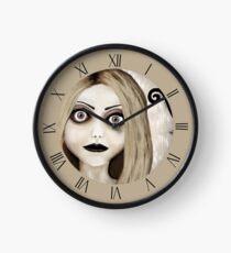 Dear little doll series... TIFFANY Clock