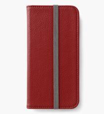 CLINT EASTWOOD iPhone Wallet/Case/Skin