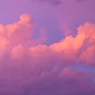 Cotton Candy Clouds by Shawna Rowe