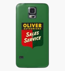 Oliver Tractors and equipment USA Case/Skin for Samsung Galaxy