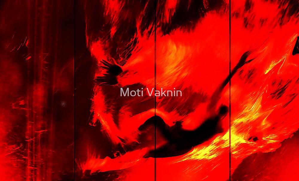 Fire by Moti Vaknin