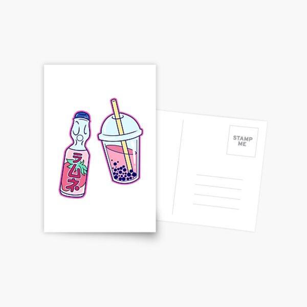 Thirsty Postcard