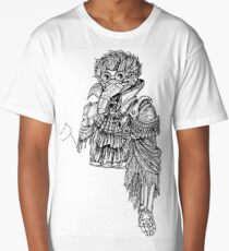 Steampunk Eddie Long T-Shirt
