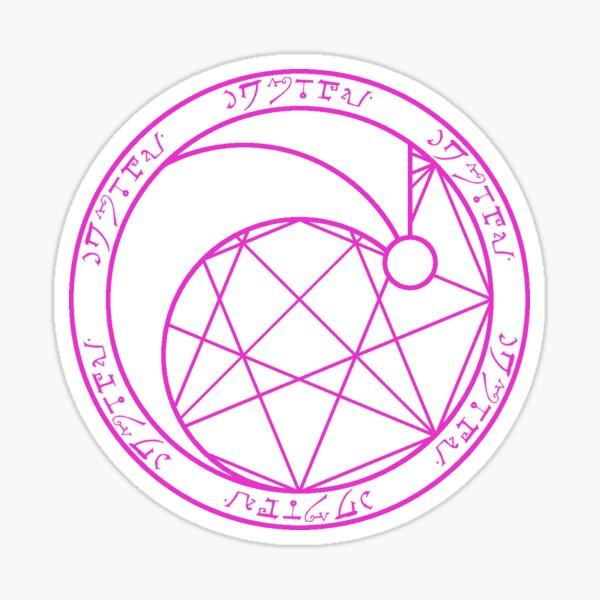 Cometa Sticker