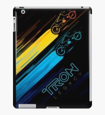 Tron LightBikes iPad-Hülle & Klebefolie