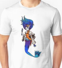 Blue Mermaid Unisex T-Shirt