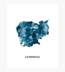 Cambodia Photographic Print