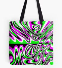 Valley of Motion  Tote Bag
