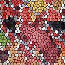 Mosaic Pattern by David Hayes