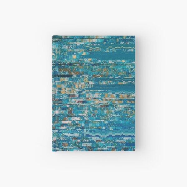 Abstract 601 Hardcover Journal