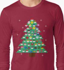 18644a5b Ugly Pokemon Sweater Long Sleeve T-Shirt