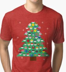 359beb1a Ugly Pokemon Sweater Tri-blend T-Shirt