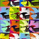 A Little Bird Quilt by Dayonda
