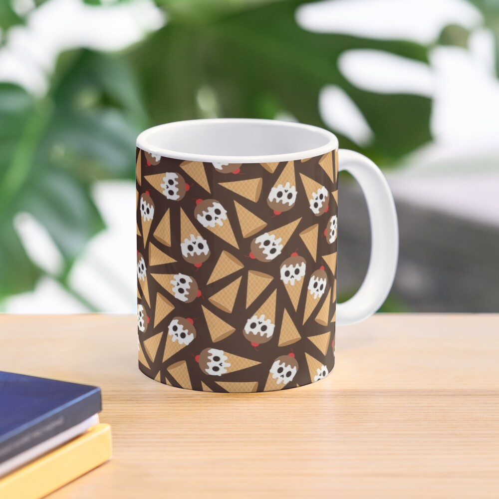 Death cream cones Mug