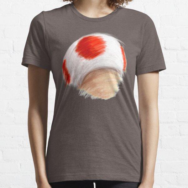 Minimalist Toadstool Essential T-Shirt