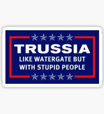 Trussia Sticker