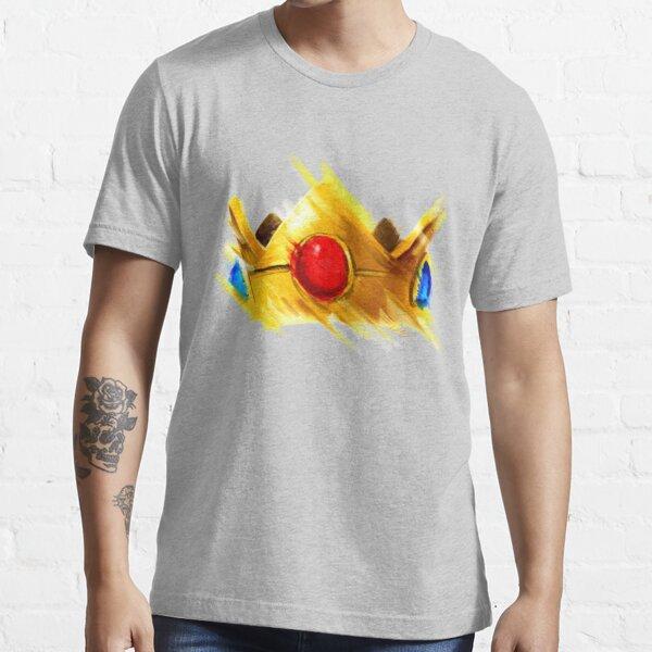 Minimalist Princess Toadstool Essential T-Shirt