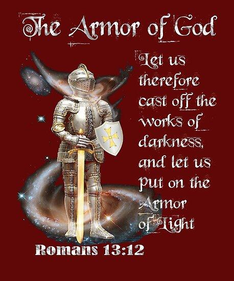 Pósters La Armadura Del Señor Efesios 611 La Armadura De Dios De