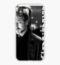 Hans Gruber Die Hard iPhone Case