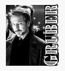 Hans Gruber Die Hard Photographic Print
