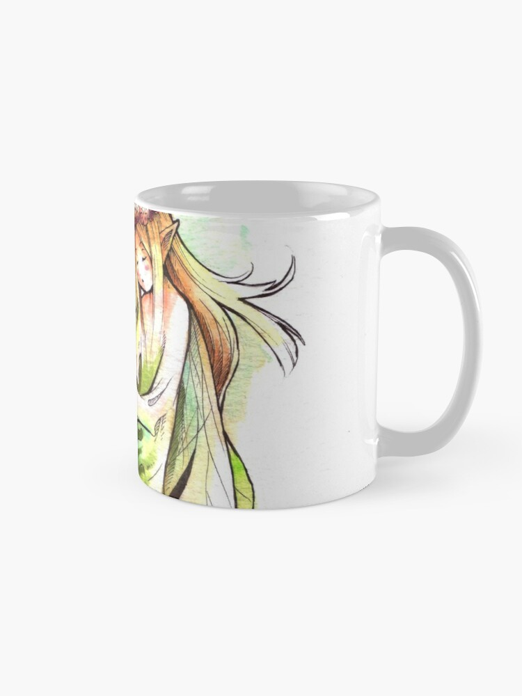 Alternate view of The Divided Fairy Mug