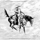 Ride Um Cowboy! by CarolM