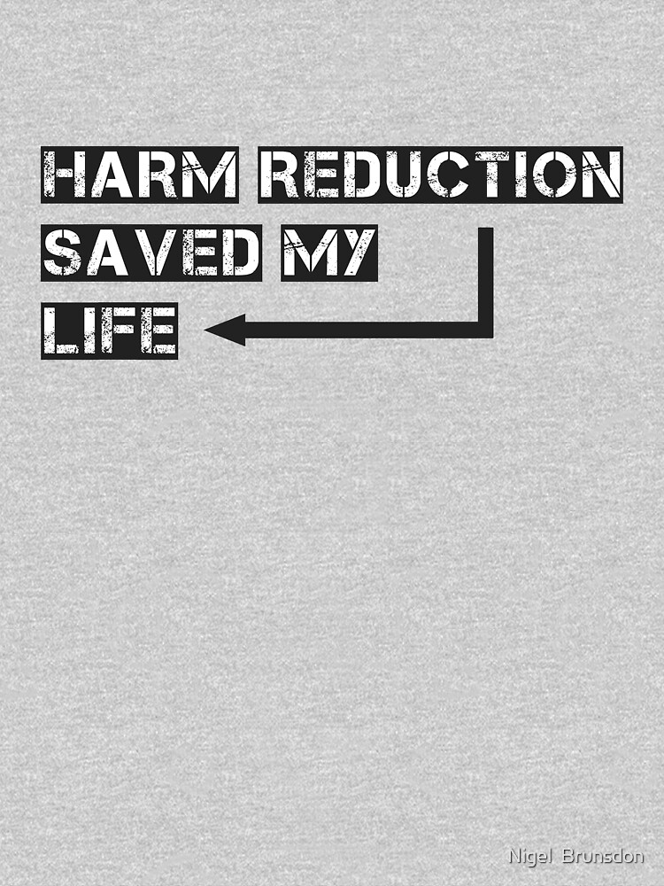 Harm reduction by Mannaz71
