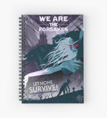 Sylvanas Windrunner Spiral Notebook