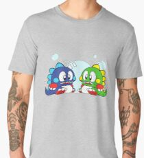 Bubbling Men's Premium T-Shirt