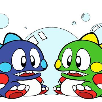 Bubbling by ciaca