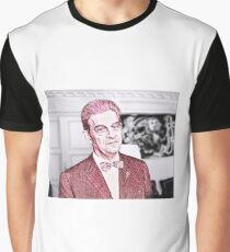 Jacques Lacan - stylized Graphic T-Shirt
