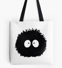 Soot Ball Tote Bag