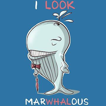 I look Marwhalous by LithiumL