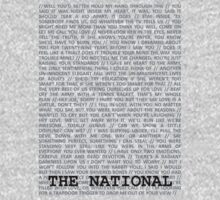 The National Typography | Unisex T-Shirt