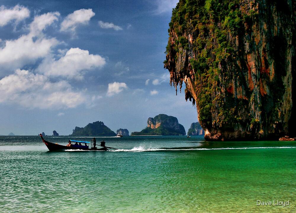 Tropic Sea by Dave Lloyd