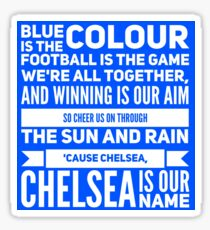 Chelsea Sticker