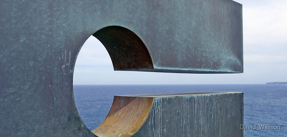 Sea Gaze by David  Willison