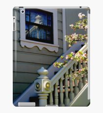 Upstairs Reflected, Downstairs iPad Case/Skin