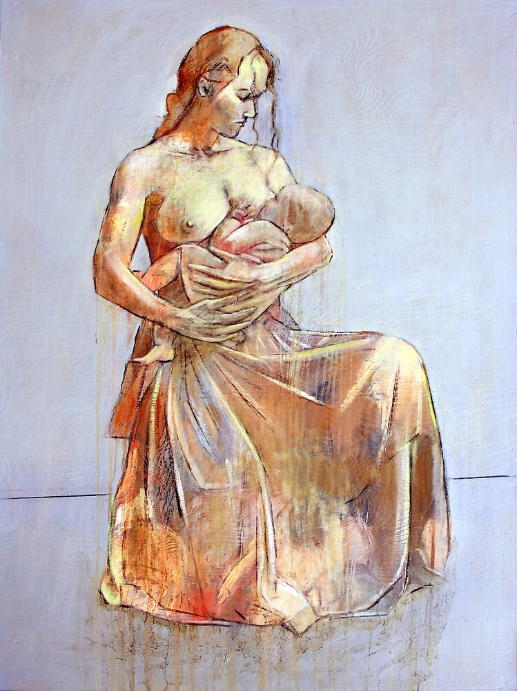 Mother and Child by Philip Smeeton