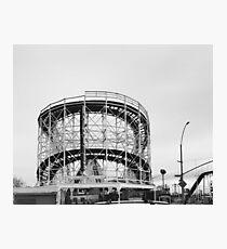 Brooklyn Cyclone Photographic Print